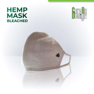 Hemp Mask Bleached