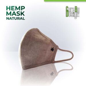 Hemp Mask Unbleached – Natural