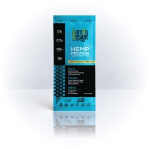 Hemp Protein Powder – 25G