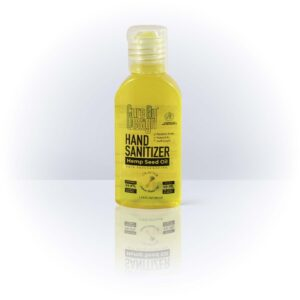Hemp Seed Oil With Lemon Grass Santizer - 50ML