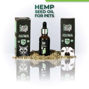 Hemp Seed Oil For Pets – 30ML