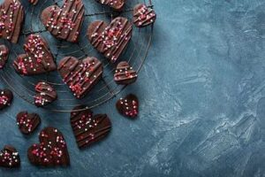 Chocolate Hemp Hearts