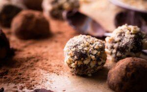Double Rum Chocolate Hemp Truffles