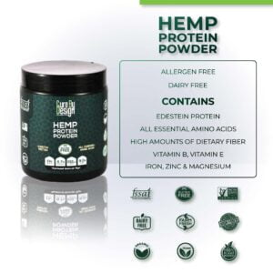 Hemp Protein Powder – 250G
