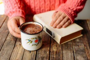 Hemp Hot Chocolate