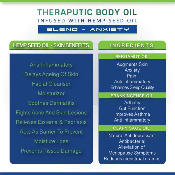 hemp oil benefits for anxiety
