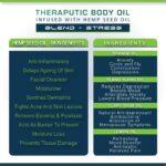 Theraputic Oil Benefits